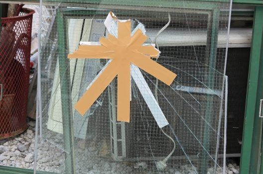 台風対策!窓ガラスにダンボールは効果あり?予防と応急処置をご紹介