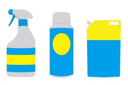 【1】エタノール&中性洗剤